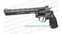 Revolver Dan Wesson noir 8 pouces - airsoft CO2 6 mm