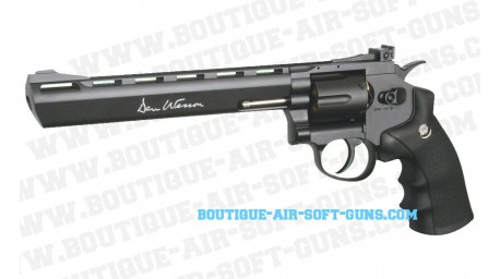 Revolver Dan Wesson 8'' noir