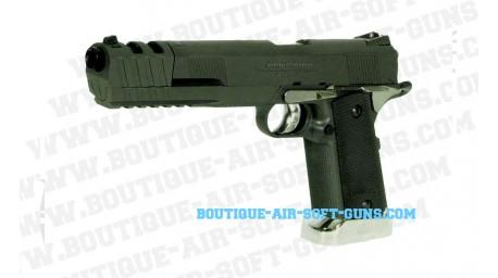 Pistolet airsoft CO2 Para 2011 avec compensateur