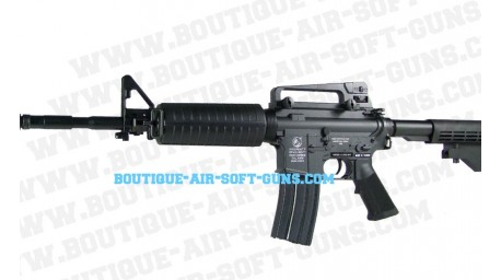 Colt M4A1 KWA - crosse rétractable