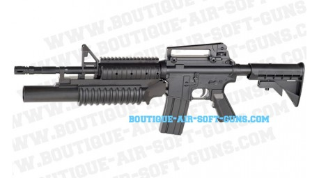 Colt M4 A1 RIS Dual Loading