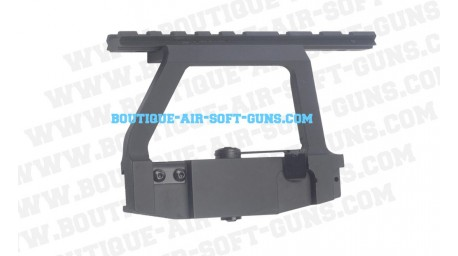 Rail de montage Picatinny pour AK47
