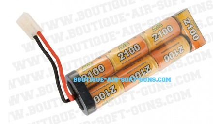 Batterie 8.4V - 2100 mAh - Type Large