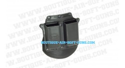 Porte chargeur pour PA 9mm double stack
