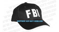 Casquette FBI adulte