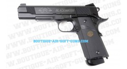 Colt MEU 1911 Blackwater Blowback