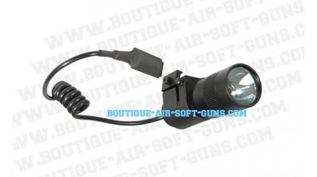 Lampe Swiss Arms pour rail Picatinny (22 mm)
