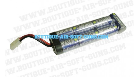 Batterie - 8.4 -  3800 mAh Large - Connecteur Large