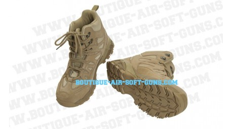 Chaussures - Troopers Coyote - TAN - Taille 42