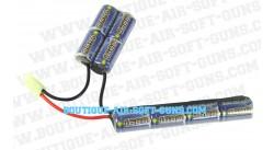 Batterie 9.6V - 1600mAh - Pour Sig 556 short