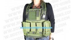 Chest Rig - Ranger Green