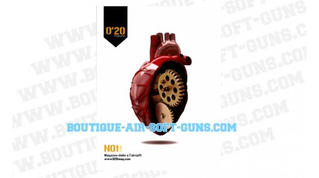 Magazine - 0.20 Magazine - Numéro 01