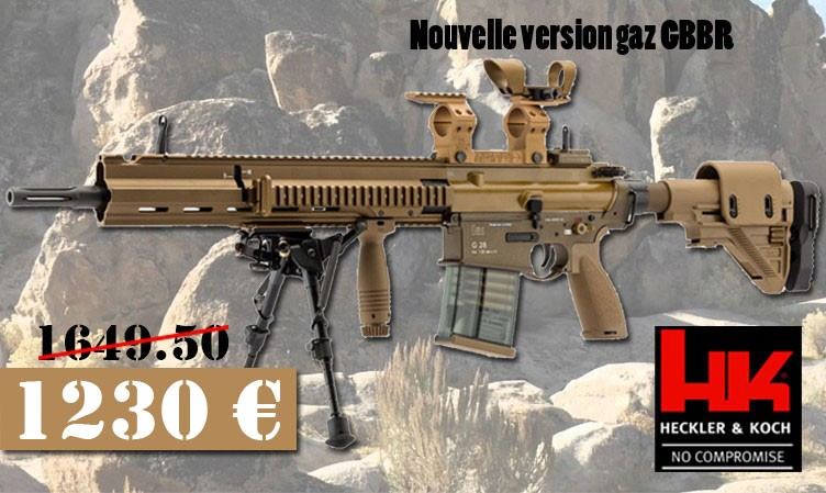 Fusil d'assault HK G28