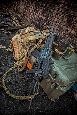Billes et munitions airsoft